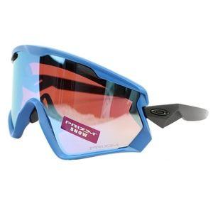 Oakley Men Sunglasses Prizm Sapphire Iridium Lens